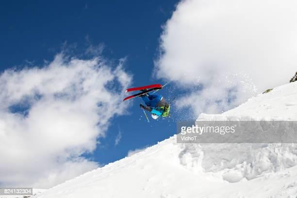 アマチュアの冬スポーツ