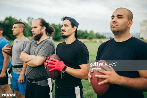amateurs playing football - amateur stock pictures, royalty-free photos & images