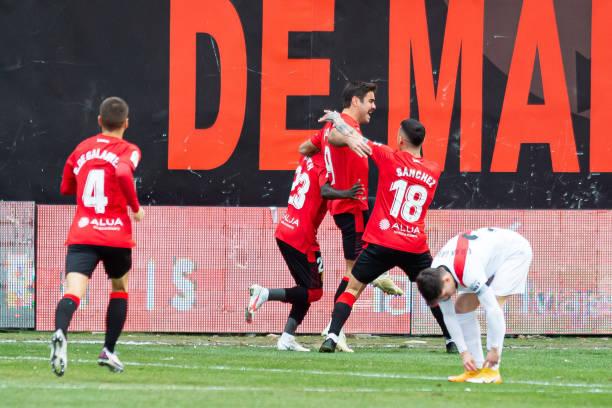 ESP: Rayo Vallecano v RCD Mallorca - La Liga Smartbank