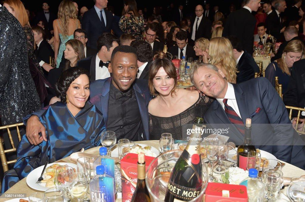 FIJI Water At The 24th Annual Critics' Choice Awards : News Photo