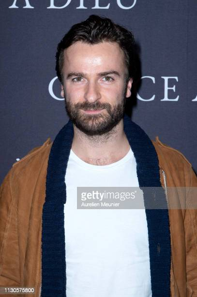 Amaury De Crayencour attends the 'Grace A Dieu' Premiere at Mk2 Bibliotheque on February 18 2019 in Paris France