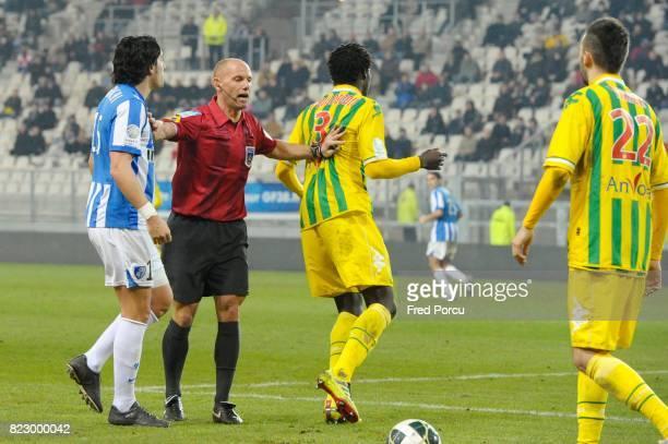Amaury DELERUE Grenoble / Nantes 26eme Journee de Ligue 2