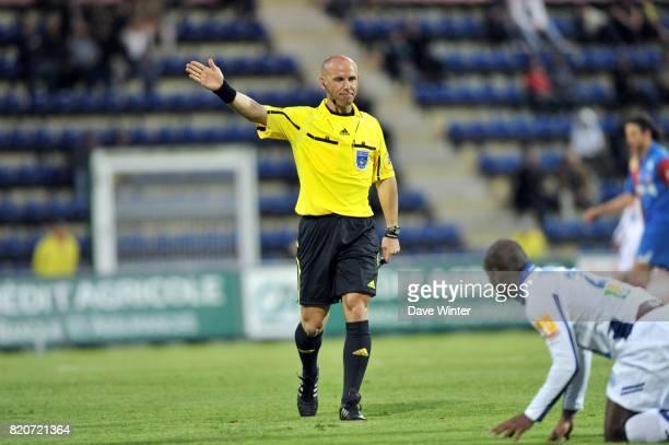 Amaury DELERUE Chateauroux / Le Havre 35eme journee de ligue 2
