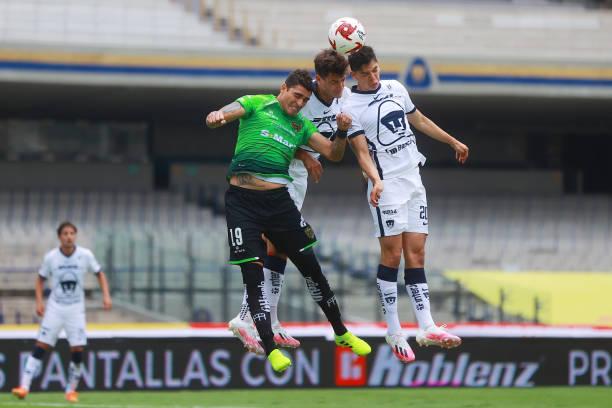 MEX: Pumas UNAM v FC Juarez - Torneo Guard1anes 2020 Liga MX