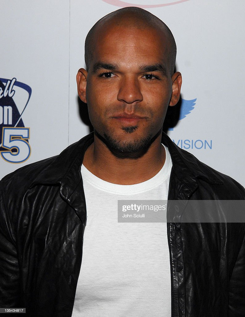 Amaury Nolasco during 'Last Call with Carson Daly' 5 Year Anniversary Party at Social Hollywood, Level 2 in Hollywood, California, United States.
