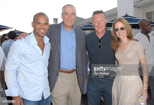 Amaury Nolasco Gary Newman Robert Patrick and Dana Walden