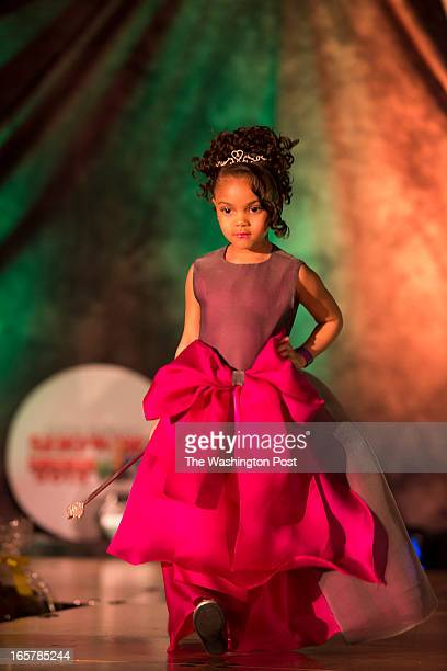 Amaya Saunders was 2012's Show Biz Kidz of the DMV Princess she walks the runway one last time with this title in the 3rd Annual Glynn Jackson's Show...