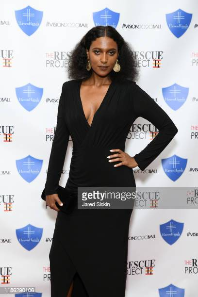 Amaya Sunn attends The 3rd Annual Vision 2020 Ball By The Rescue Project Haven Hands Inc Brought To You By AMAZZZING HUMANS at 4W43 on November 07...
