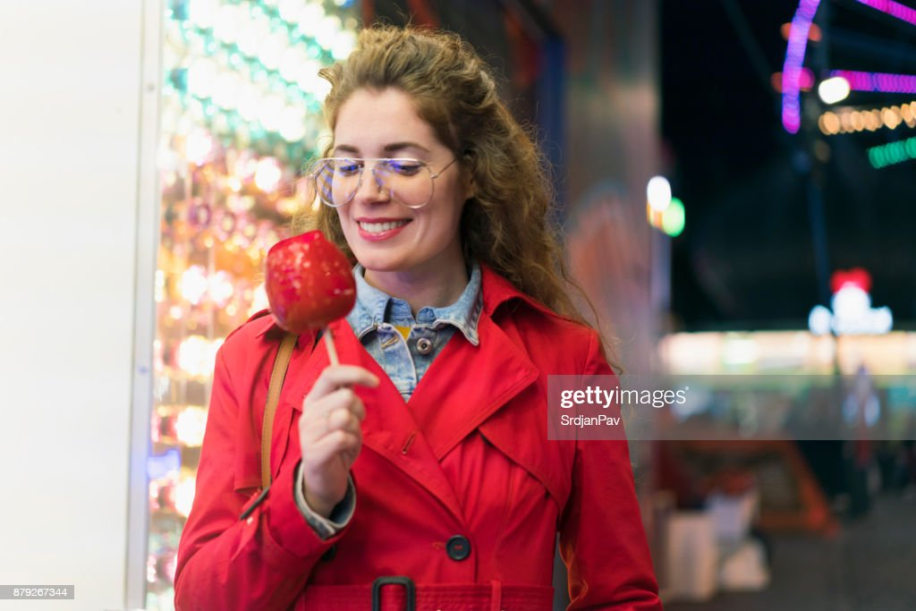 Amazed By The Little Things : Stock Photo