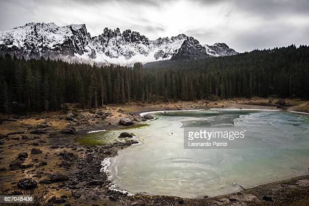 Amazing Alps landscape in Italy - Dolomites