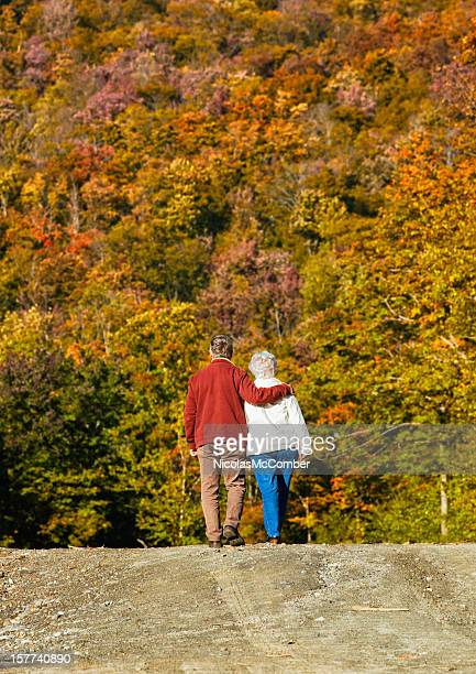 amazing autumn walk - eastern townships stock pictures, royalty-free photos & images