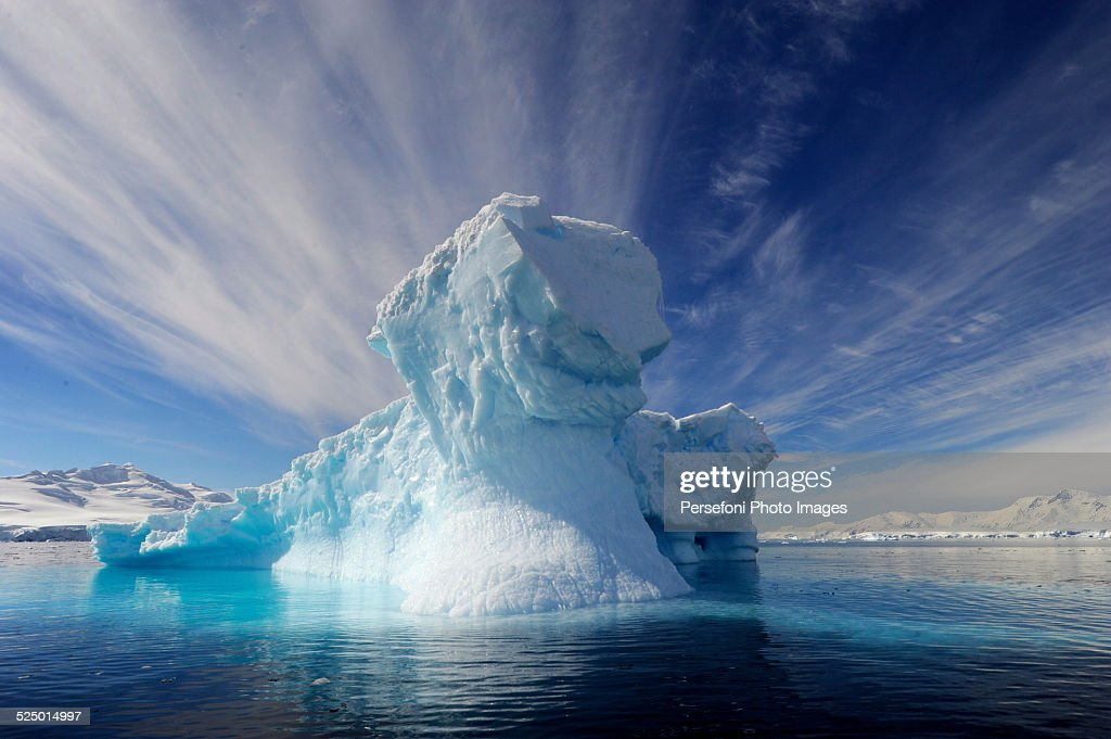 Amazing Iceberg : Stock Photo