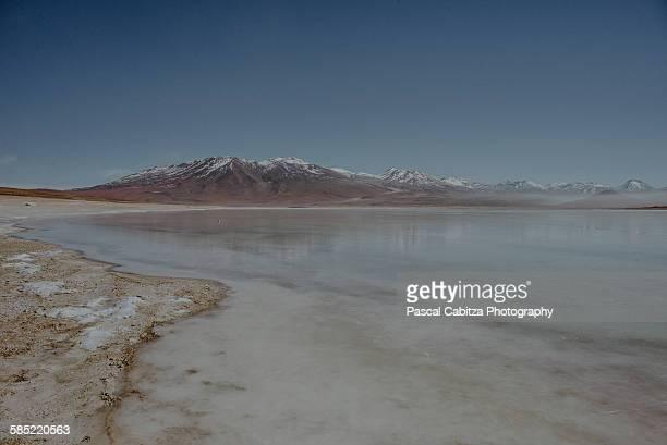 Amazing landscape in Bolivia