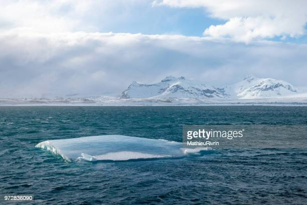 amazing landscapes in iceland - jokulsarlon - east stock pictures, royalty-free photos & images