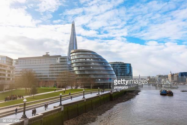 Fantastische Skyline von London