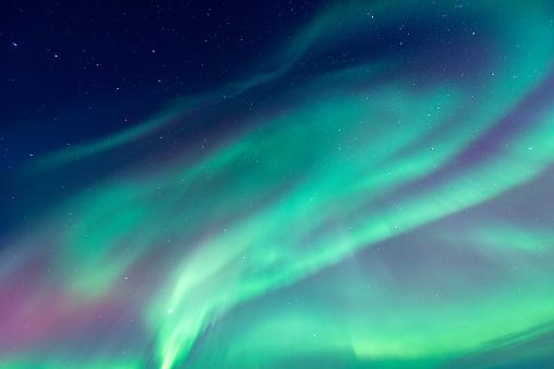 Amazing Northern lights in Iceland - gettyimageskorea