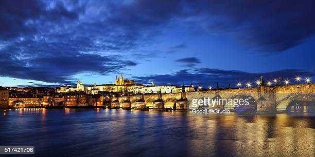 amazing prague - hradcany castle stock pictures, royalty-free photos & images