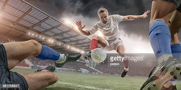 Exceptionnelles compétences de football
