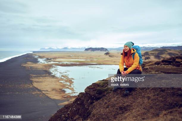 amazing time in iceland - coat stock pictures, royalty-free photos & images