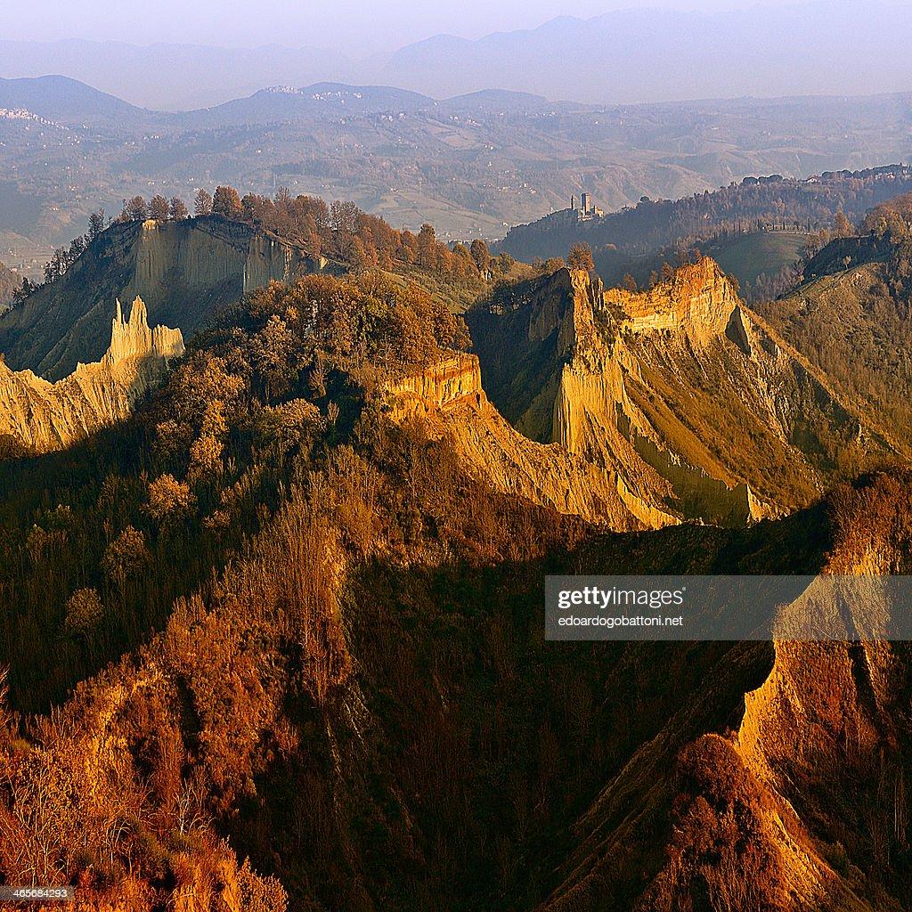 Amazing valley : Foto stock