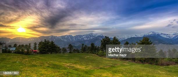 Amazing View From Shogran, Kaghan Valley, KPK, Pakistan