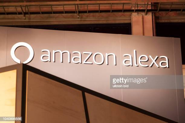 Amazon Alexa auf der IFA in Berlin 2017