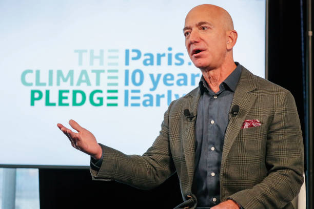 DC: Amazon Co-founds The Climate Pledge
