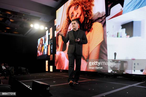 Amazon Chief Evangelist for Alexa and Echo Dave Isbitski speaks onstage at the ONWARD17 Conference Day 2 on November 2 2017 in New York City
