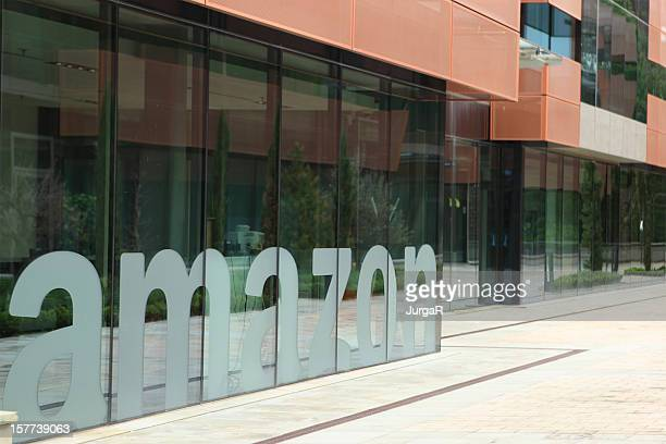 Amazon EU S.a.r.L Headquarters in Luxembourg