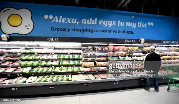 Amazon Fresh opened its first store in Long Beach on Thursday, March 18, 2021. The store is the eighth Amazon Fresh store to open in southern...