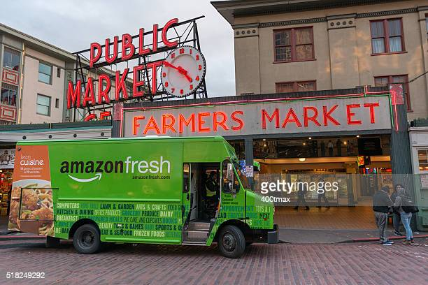 amazon fresh - amazon fresh stock photos and pictures