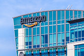 Amazon headquarters located in Silicon Valley