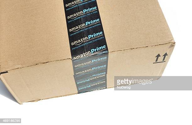 Amazon Prime shipping package