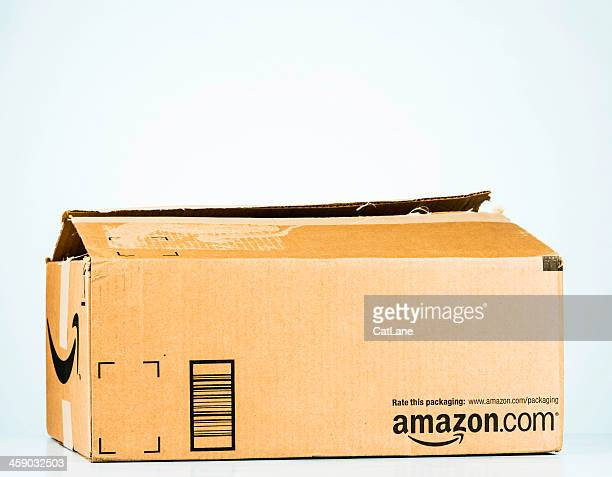 Amazon Shipping Box