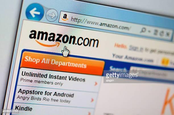 Amazon sito inizio pagina