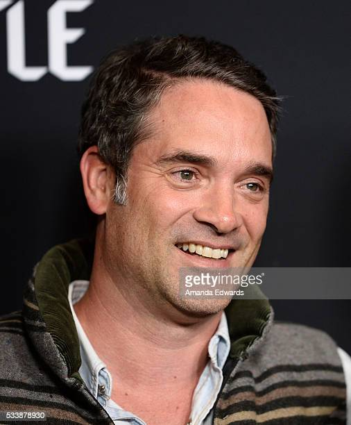 Amazon Studios Head of Drama Series Morgan Wandell arrives at the Emmy FYC Screening of the Amazon Original Series 'The Man In The High Castle' at...