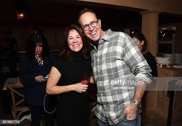 Amazon Studios Head of Kids Programming Tara Sorensen and executive producer Andrew Orenstein attend the second season premiere of Amazon Original...