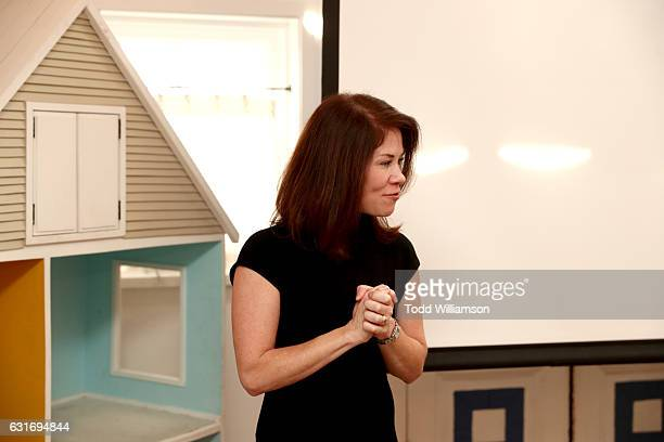 Amazon Studios Head of Kids Programming Tara Sorensen attends the second season premiere of Amazon Original Series 'Just Add Magic' at Au Fudge on...