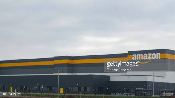 Amazon warehouse and Distribution centre