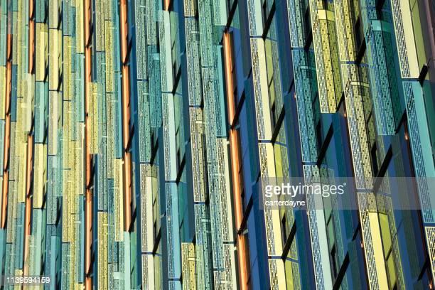 amazon worldwide högkvarter kontors byggnad, seattle washington usa - huvudkontor bildbanksfoton och bilder