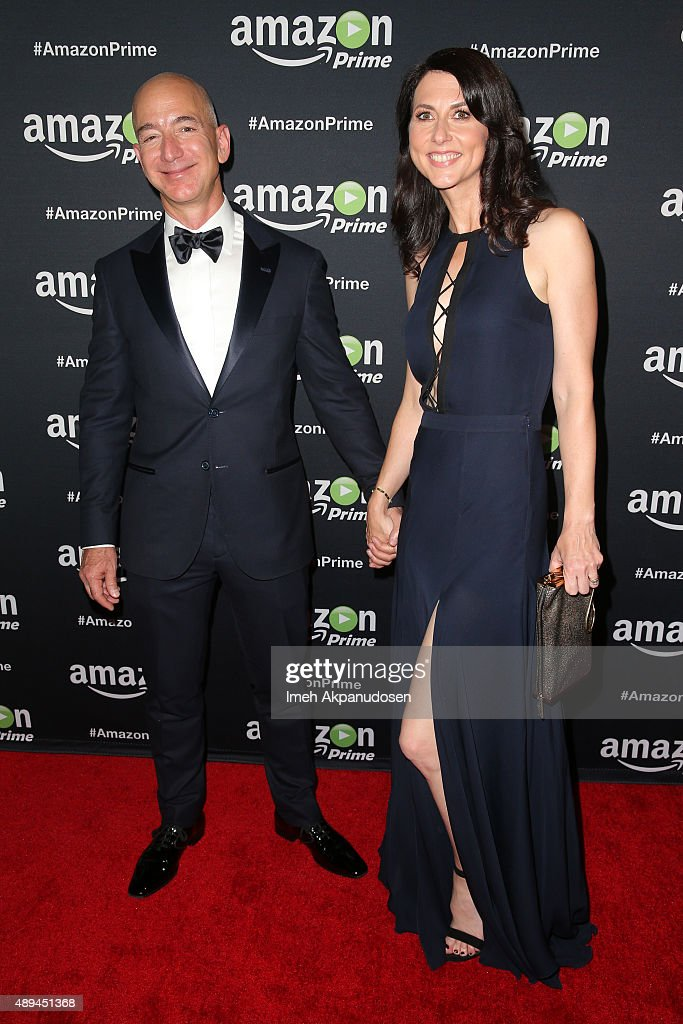Amazon Video's 67th Primetime Emmy Celebration : News Photo