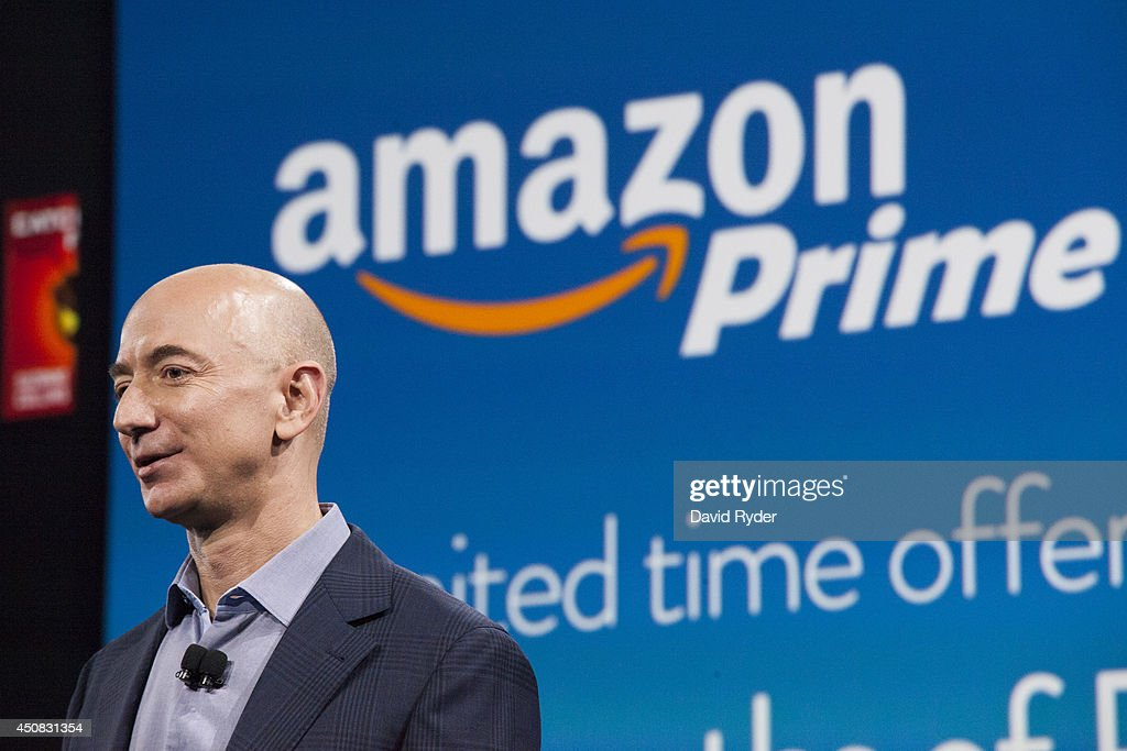 Amazon Unveils Its First Smartphone : ニュース写真