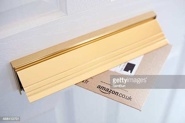 UK Amazon.com Parcel Delivery