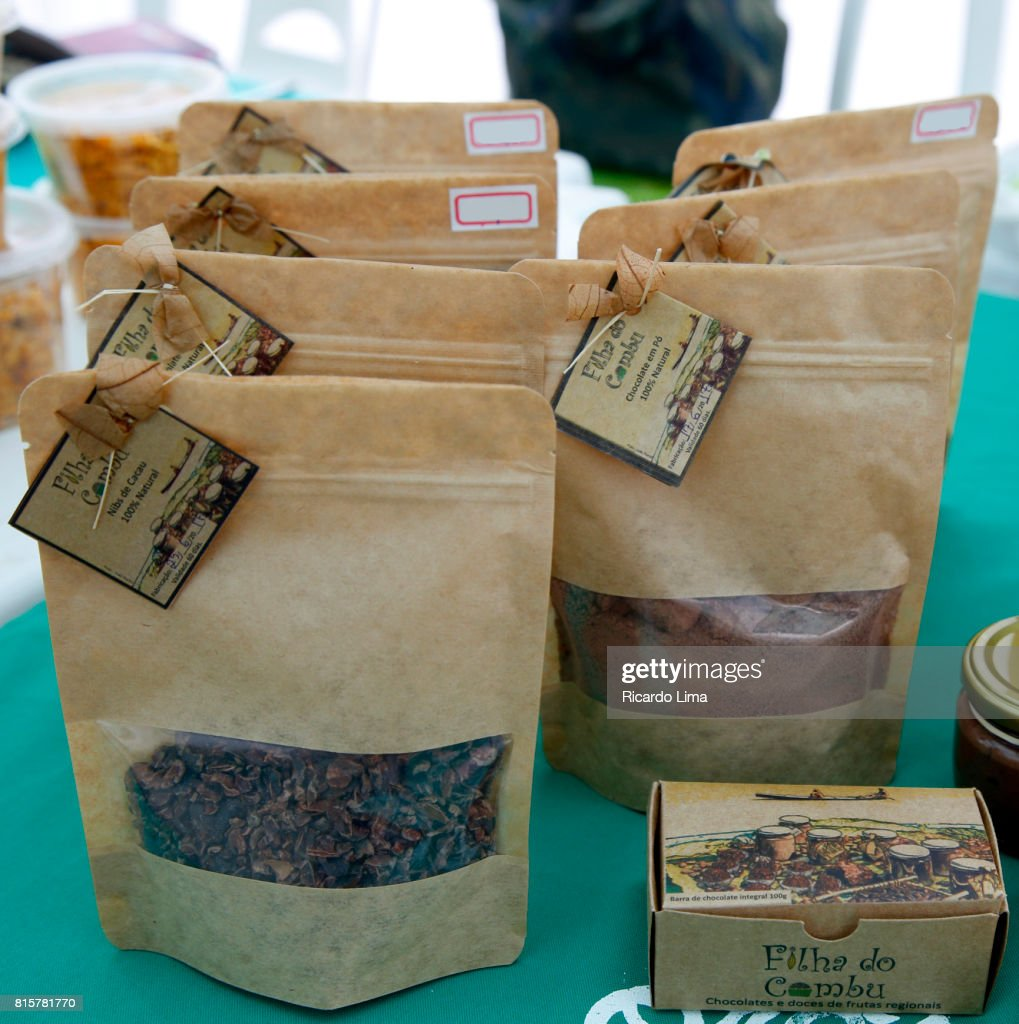 Amazonian Chocolate : Stock Photo