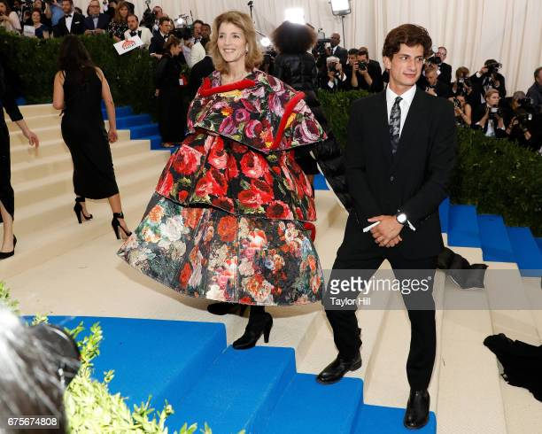 Ambassador Caroline Kennedy attends 'Rei Kawakubo/Commes Des Garcons Art of the InBetween' at Metropolitan Museum of Art on May 1 2017 in New York...