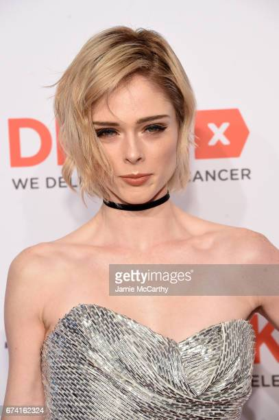 DKMS ambassador Coco Rocha attends 11th Annual DKMS 'BIG LOVE' Gala on April 27 2017 in New York City