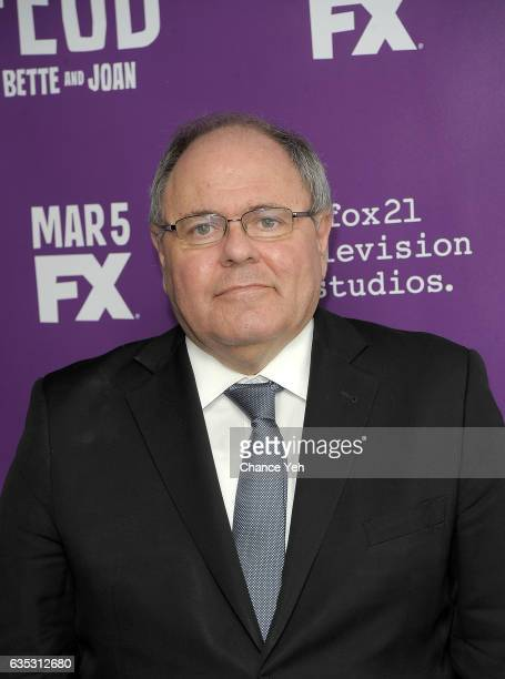Ambassador Dani Dayan Consulate General of NY attends 'Feud' Tastemaker lunch at The Rainbow Room on February 14 2017 in New York City