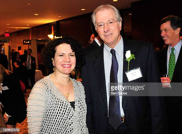 Ambassador, Dennis Ross and actress Susie Essman attend the UJA-Federation of New York's Wall Street & Financial Services Division's Wall Street...