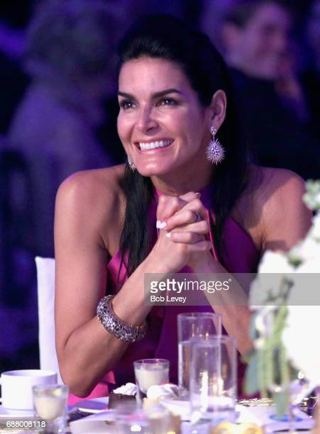 Ambassador Honoree Angie Harmon at the fourth annual UNICEF Audrey Hepburn® Society Ball on May 24 2017 in Houston Texas