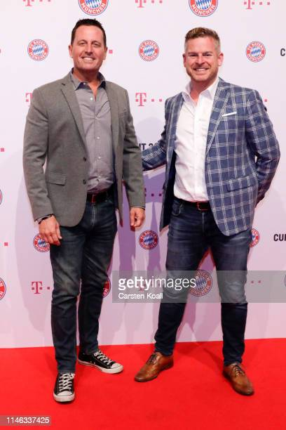 Ambassador in Berlin Richard Grenell during the FC Bayern Muenchen DFB Cup final's night 2019 at Deutsche Telekom's representative office Berlin on...